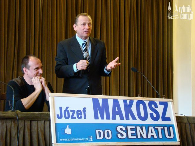Kandydaturę Józefa Makosza popiera Paweł Kukiz