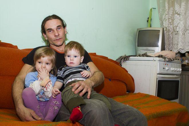 Mariusz Badowski nie wyobraża sobie życia bez swoich dzieci