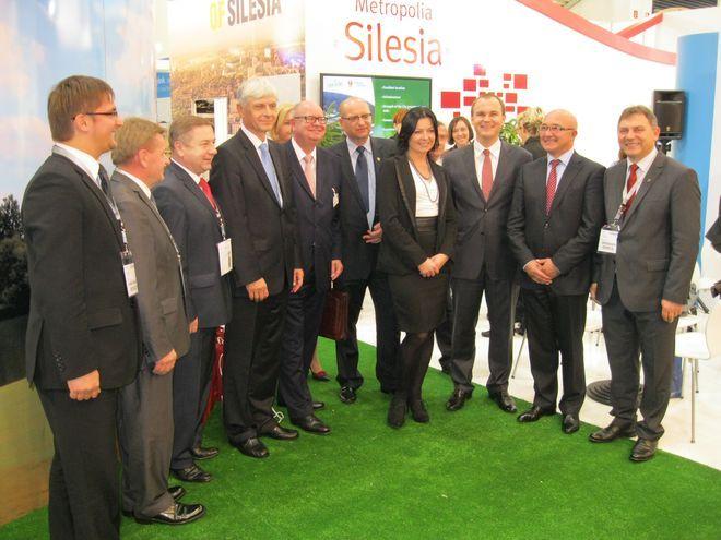 Stoisko województwa śląskiego jest największą polską ekspozycją na tej imprezie.