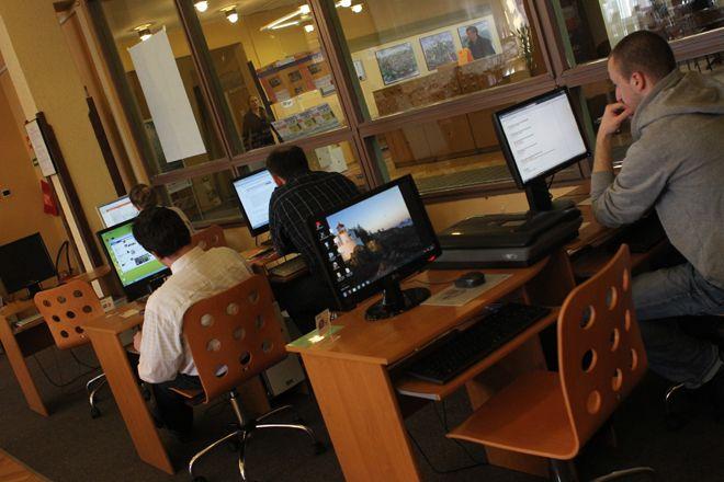 Klienci biblioteki szukają w niej już nie tylko książek.