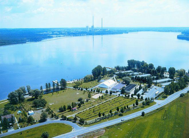 Ośrodek Sportów Wodnych i Rekreacji w Stodołach