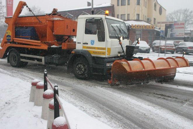 W tym roku zima oszczędziła drogowców