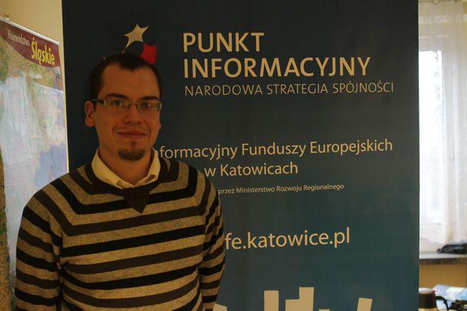 Na nasze pytania odpowiadał Rafał Urlik z katowickiego PIFE.