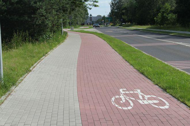 Nie wszyscy rowerzyści są zadowoleni ze stanu ścieżek rowerowych w naszym mieście