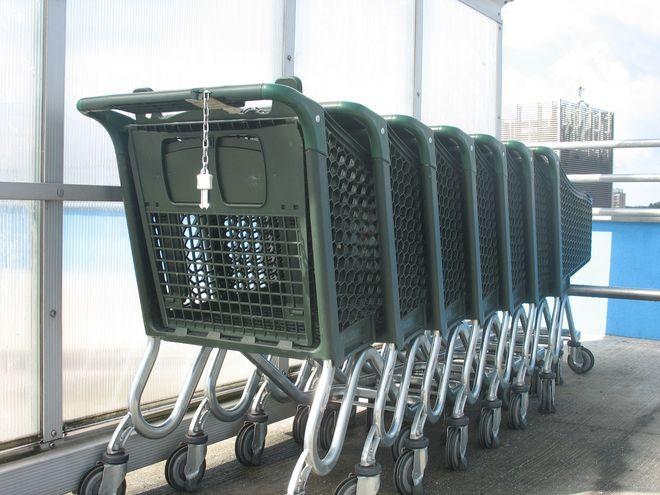 Warto zwracać uwagę, czy na kasie cena tego, co wkładamy do wózka nie odbiega od ceny z półki.