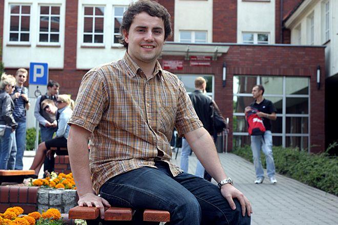 Z inicjatywy Wojciecha Kiljańczyka powstało Chwałowickie Biuro Karier