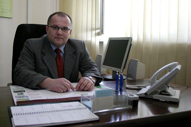 Ireneusz Lepiarczyk - p.o. Naczelnika Urzędu Skarbowego w Rybniku.