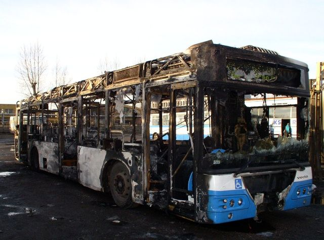 Ostatni pożar autobusu w Rybniku miał miejsce w 2007 roku. Wtedy należący do PKS-u pojazd uległ całkowitemu spaleniu.