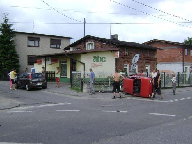 Skrzyżowanie ulic Stawowej i Groborza to niebezpieczne miejsce