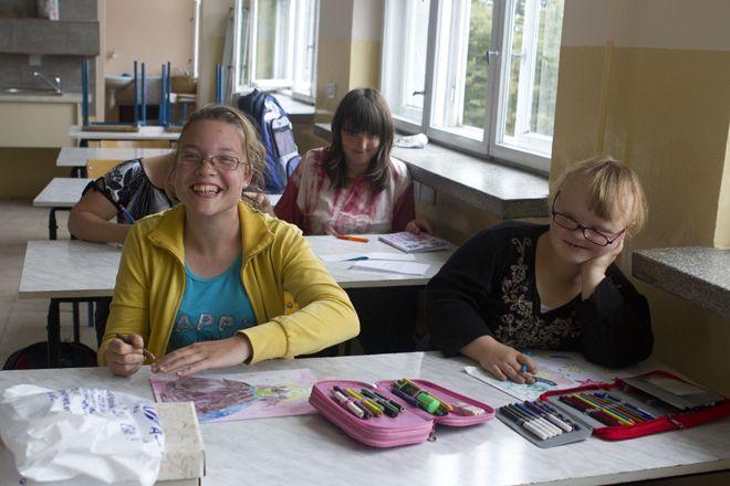 Od pierwszego września uczniowie Zespołu Szkół nr 6 rozpoczęli naukę w nowej szkole
